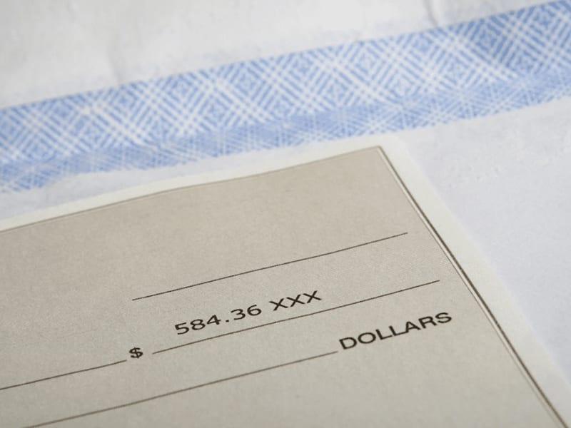 The hidden costs of checks