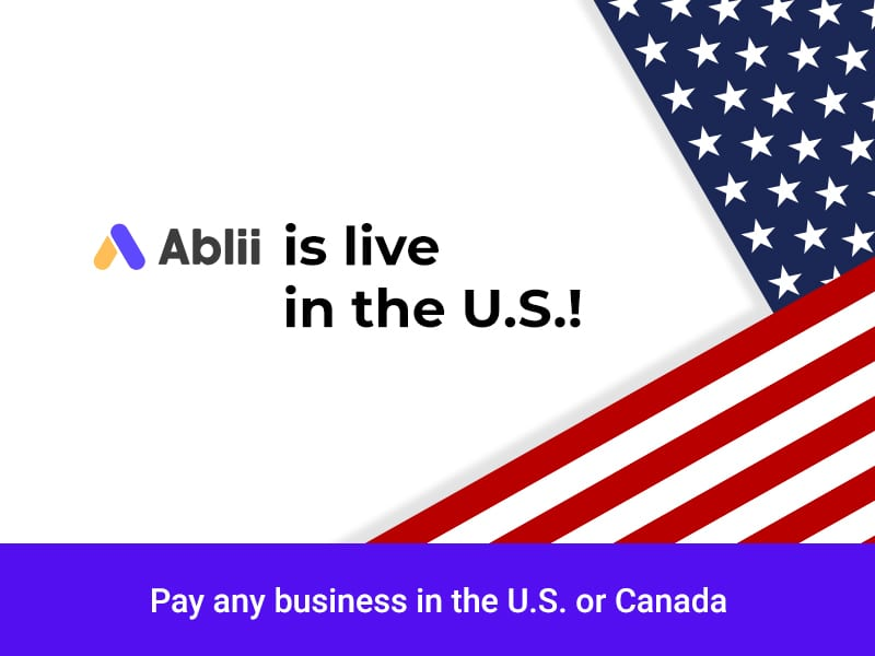 Ablii- now available in the U.S. and Canada